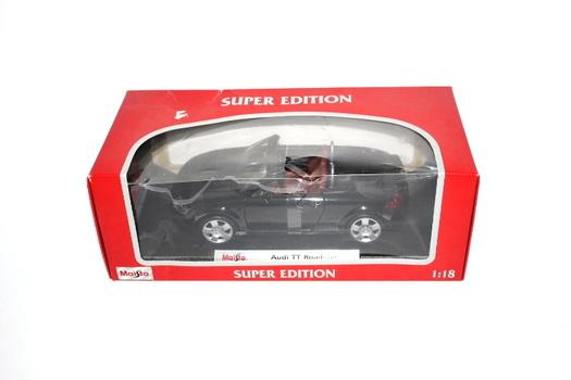 Maisto Super Edition Audi TT Convertible 1:18