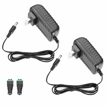 New 2 Units LED Power Adapter Pack of 2