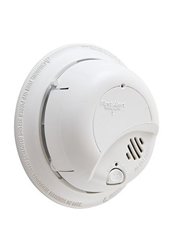 First Alert Smoke and Fire Detector