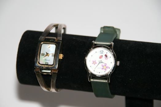 Collectible Set of 2 Women's Watches