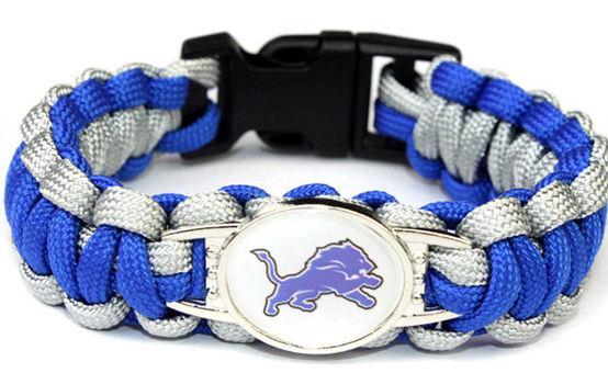 NFL Detroit Lions Bracelet Unisex