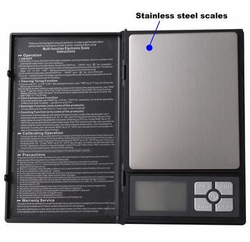 Digital Pocket Scale 2000 grams in 0.1g NEW