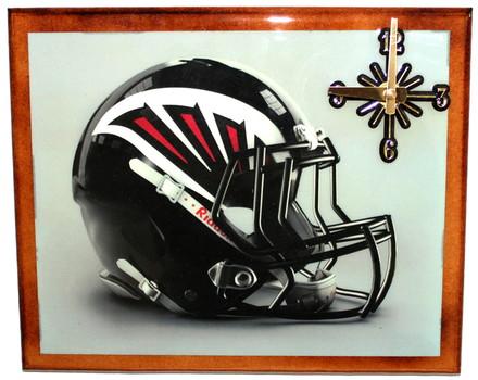 NFL Atlanta Falcons Clock