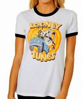 New Looney Tunes Shirt Size Medium