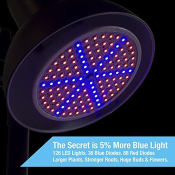 Bryt Lamps Plant Growing LED Cluster Light Bulb