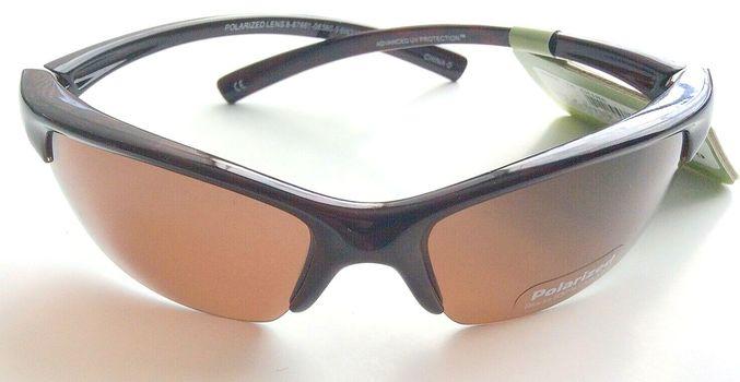 Solar Comfort Men's Sport Polarized Sunglasses