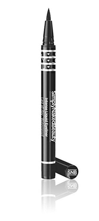 New Intense Liquid Eyeliner by Simply Naked Beauty. Last All Day, Waterproof, The Best Eyeliner Midnight Black