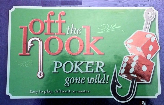 Off The Hook Poker Gone Wild Game