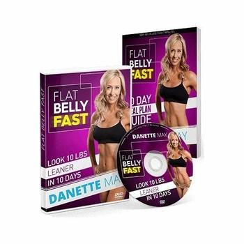 Flat Belly Fast by Danette May