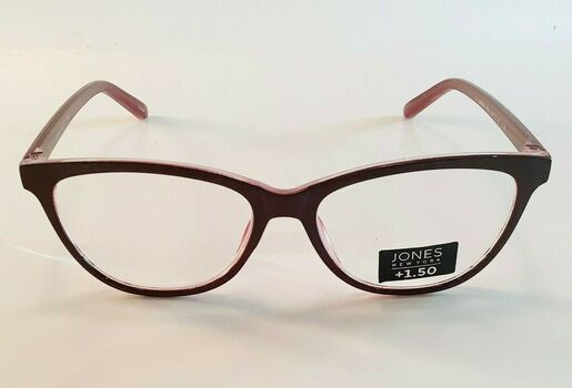 New JONES New York Reading Glasses 1.50