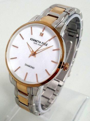 Kenneth Cole Women's 36mm Diamond Accent Watch