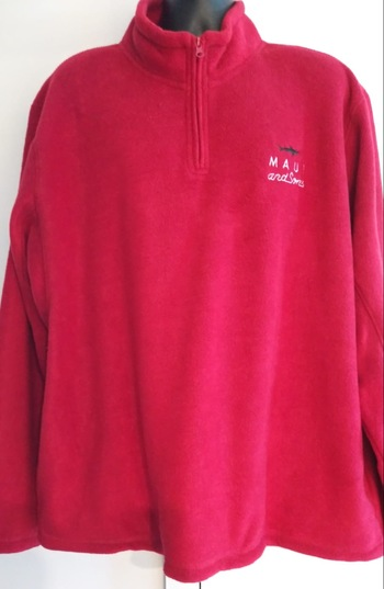 New Maui Men's Pullover, Size 2X-Large