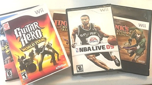 Wii 4+ DVD's To Enjoy At Home  As Shown On Picture
