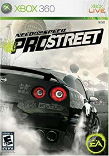Need for Speed Pro Street - XBOX 360