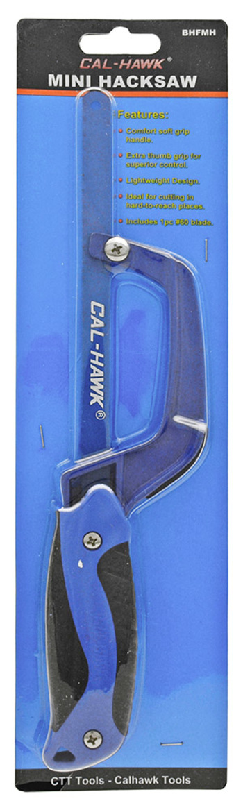 Cal-Hawk Heavy Duty Mini Hacksaw