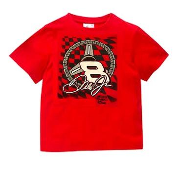 Nascar New Dale E 8 Shirt Pre-washed Boys Size 4
