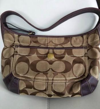 COACH Hobo Satchel Bag Handbag