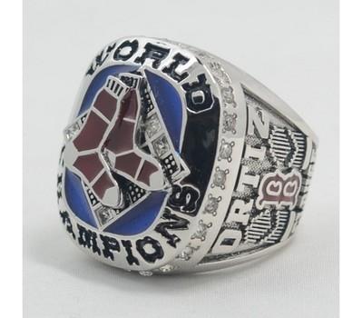 MLB Boston Red Sox 2007 Championship Replica Ring Size 10