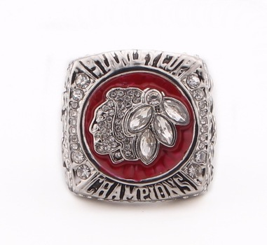 Chicago Black Hawks 2013 Stanley Cup Champions Replica Ring Size 12
