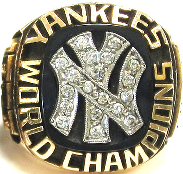 Thurman Munson New York Yankees 1977 World Series High Quality Replica Ring Size 11