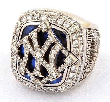 Derek Jeter New York Yankees 2009 World Series High Quality Replica Ring Size 10