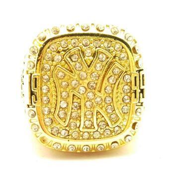 New York Yankees 1999 World Series Replica Ring Size 10
