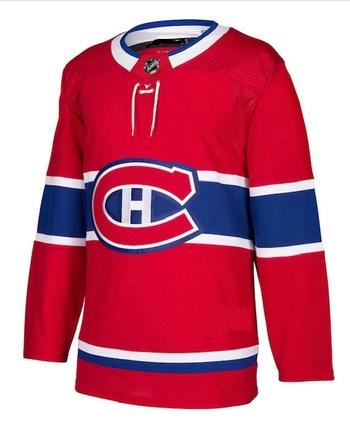 New NHL Reebok Men's Montreal Canadiens Carey Price Jersey Size 48 (X-Large)