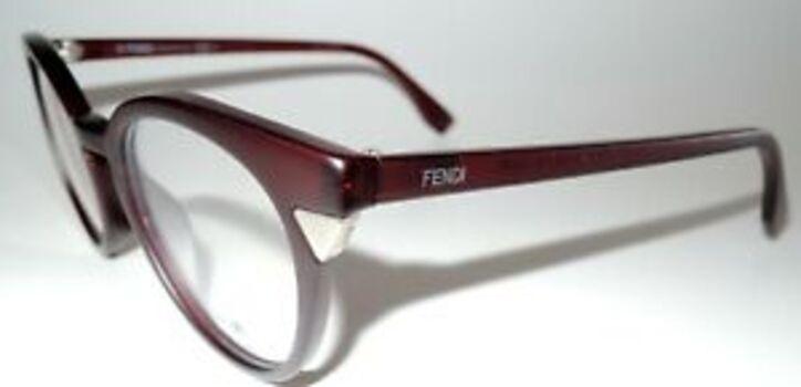 New Fendi Made in Italy Glasses Frame