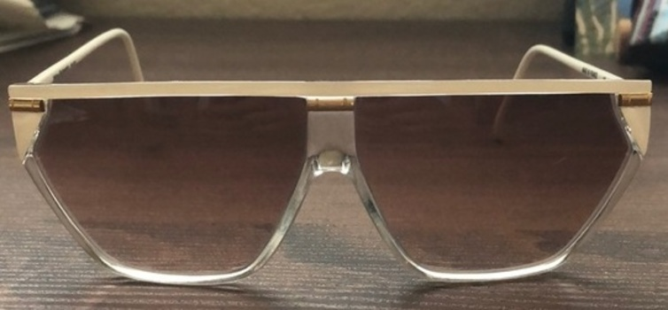 MADE IN FRANCE Helena Rubinstein Vintage Sunglasses HR 21