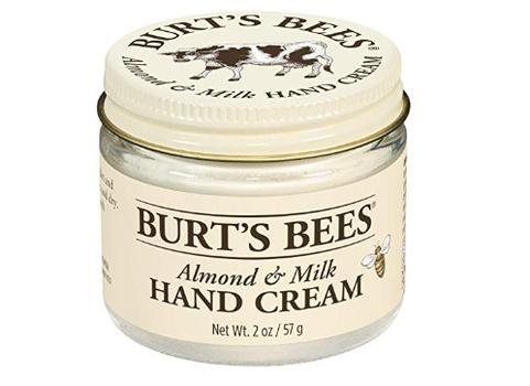 Burt's Bees Almond & Milk Hand Cream - 2 Ounce Jar