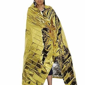 Travel Outdoor Waterproof Thermal Emergency Blanket