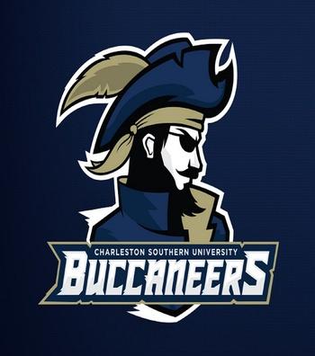 New Buccaneers Charleston Southern University Fan Neck Gaiter Scarf