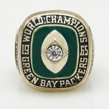NFL Green Bay Packers Super Bowl Championship Replica Ring Size 10