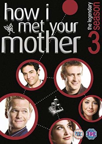 How I Met Your Mother: The Legendary Season 3 on DVD (3 Discs)