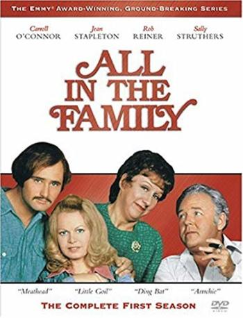 All in the Family - The Complete First Season on DVD