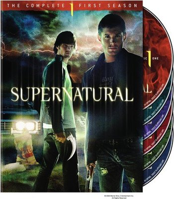 Supernatural - The Complete First Season on DVD
