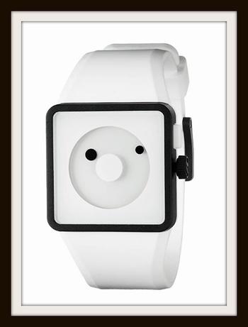 NIXON Newton White Men's Watch 44m
