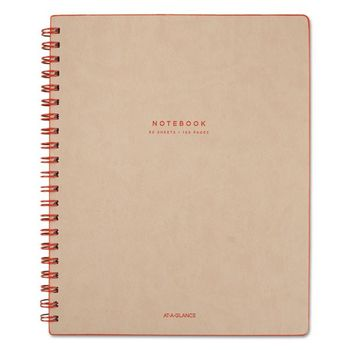 AT-A-GLANCE Collection Twinwire Notebook