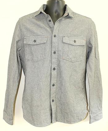 Men's Fashionable Shirt / Jacket, Size Medium