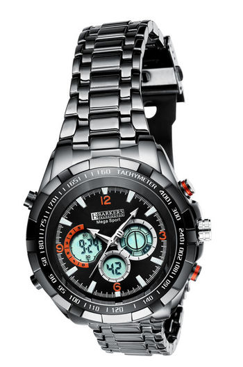 New Barkers of Kensington Mega Sport Watch for Men Retail $775.00 (Last One)