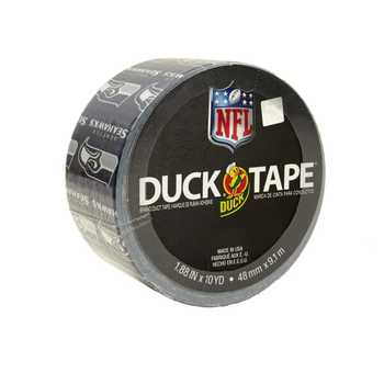 2 Rolls NFL Carolina Panthers Duck Tape