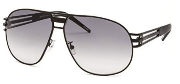 New INVICTA Made In Italy Aviator Sunglasses (Men's).