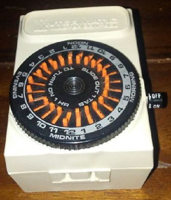Vintage InterMatic Master Control Program Timer