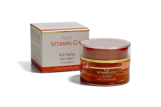 New Dead Sea Minerals Pure Vitamin C+ Anti Aging Eye Cream