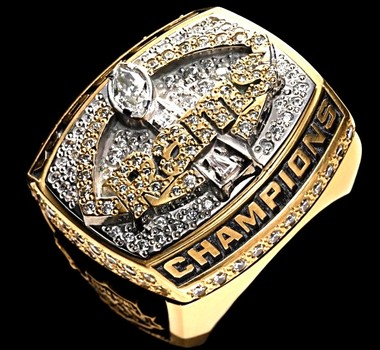 NFL St. Louis Rams Super Bowl XXXIV World Championship Replica Ring Size 11