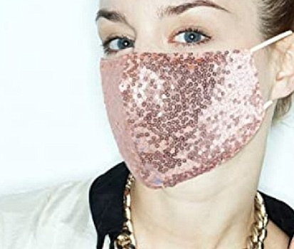 New Fashion Face Mask With Adjustable Ear Loops