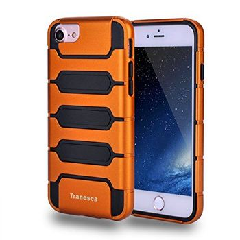 Heavy Duty Bumper iPhone 7 Case with Detachable Inner Shell