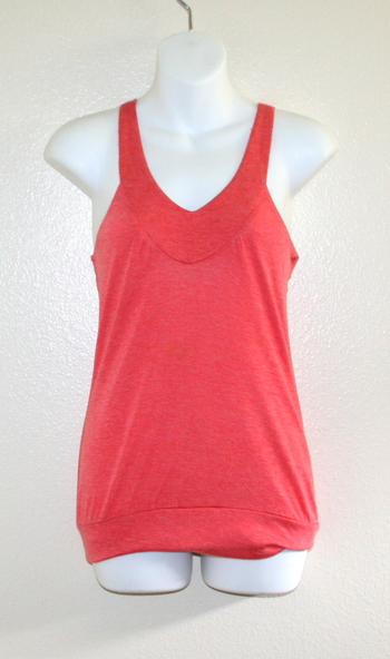 DNA Couture Pink Tank Top Small