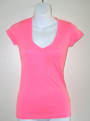 Concert by Clare Pink Women's Shirt Small
