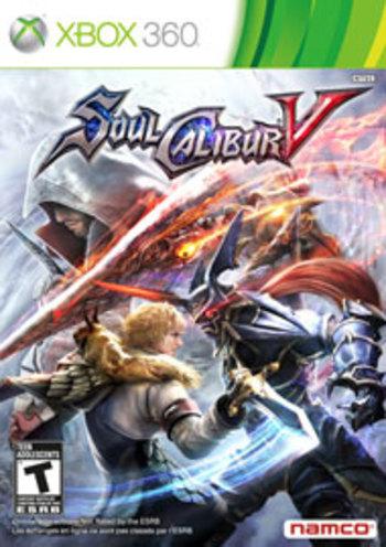 Soul Calibur V - XBOX 360